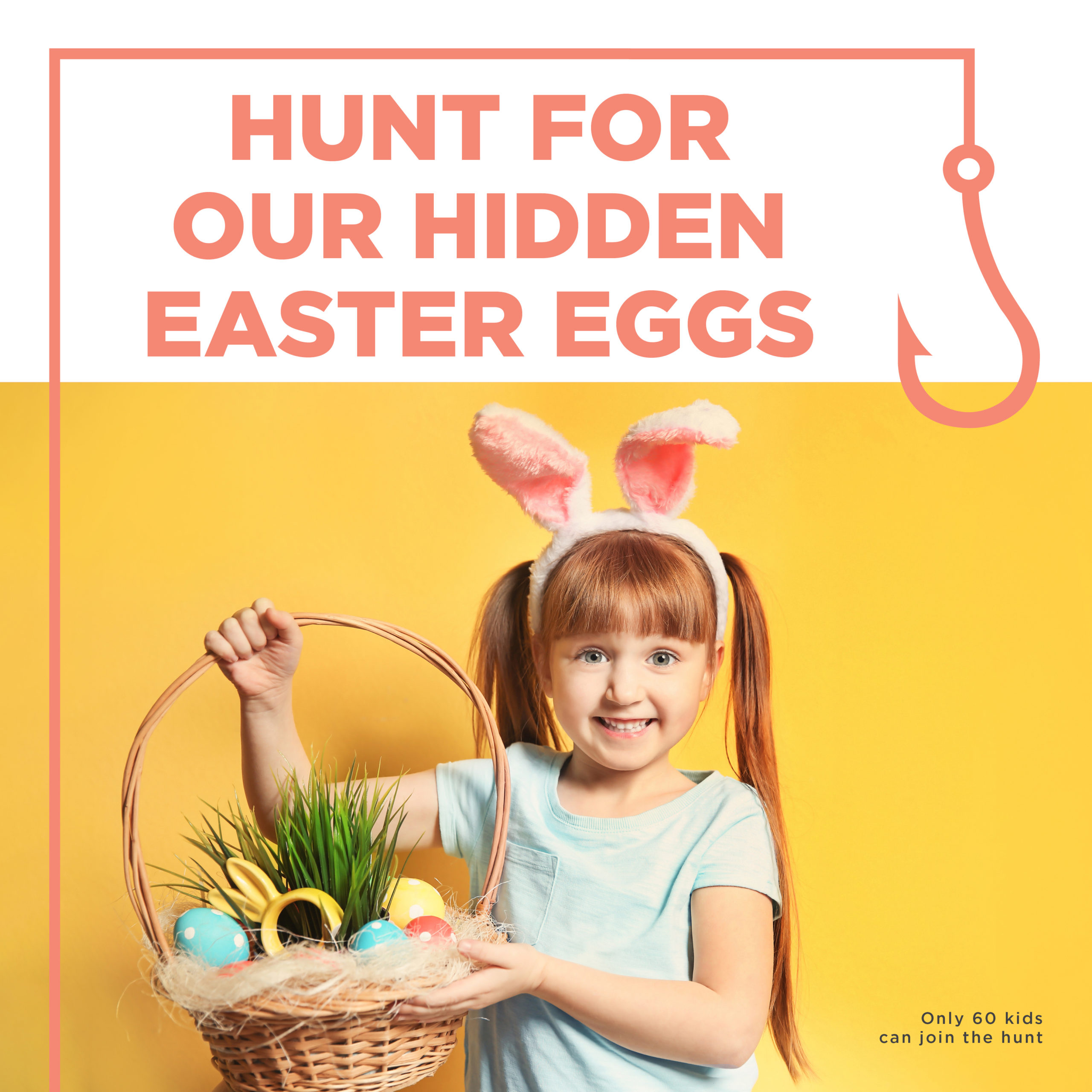 Easter Egg Hunt at Whale Coast Mall